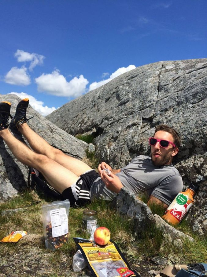 Hiking Lunch - Featured